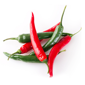 Encyklopedie potravin - Chilli paprička